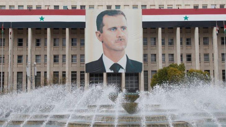 ABD'li Yetkililerin Tutsak ABD'liler İçin Şam'ı Ziyaret Ettikleri İddia Ediliyor