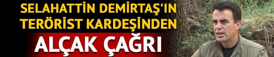 Terörist Nurettin Demirtaş'tan sokak eylemleri çağrısı