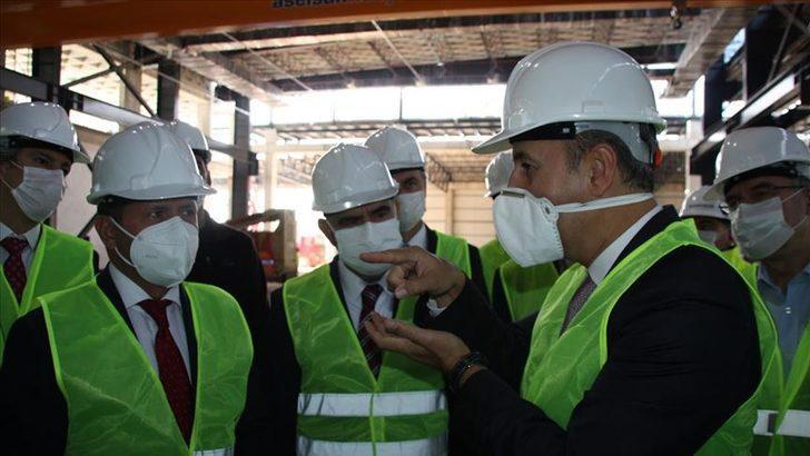 ASELSAN Konya Silah Sistemleri Fabrikası 17 Aralık'ta üretime hazır olacak