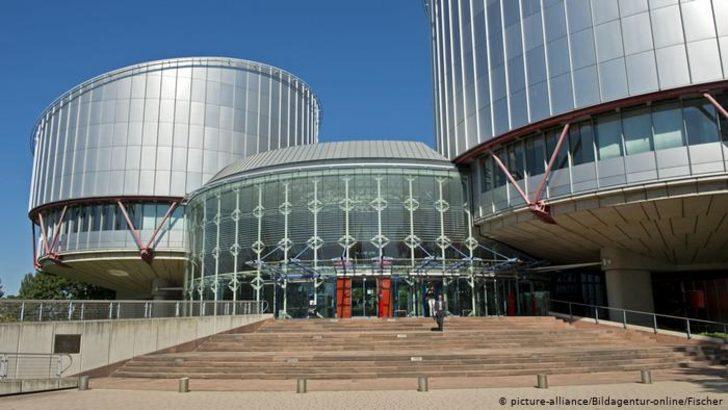 AİHM'den 17-25 Aralık yayın yasağı kararı