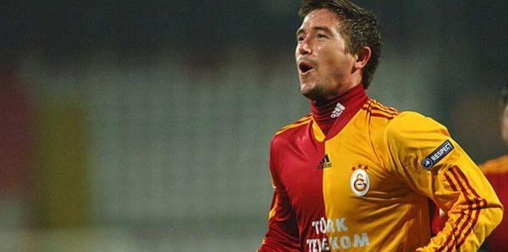 Galatasaray'ın eski futbolcusu Harry Kewell koronavirüse yakalandı