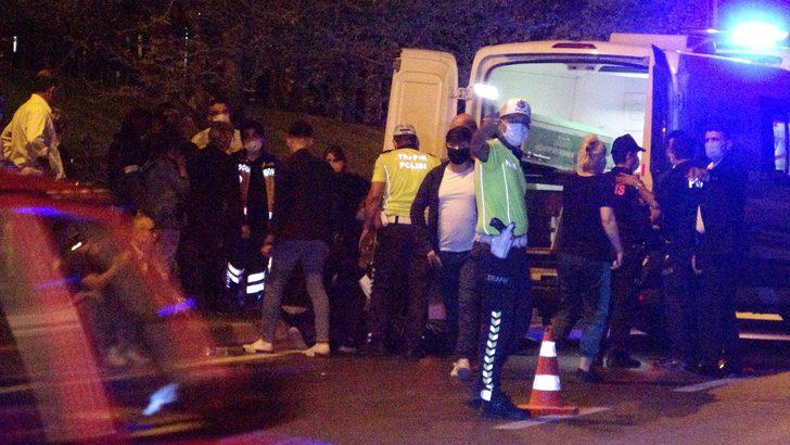 Gaziantep'te otomobilin çarptığı yaya hayatını kaybetti