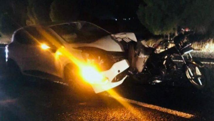 Şanlıurfa'da acı olay... Otomobil, motosiklete çarptı: Baba ve 3 yaşındaki oğlu öldü