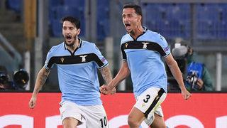 Lazio, Dormund'u 3'ledi! Vedat Muriqi...