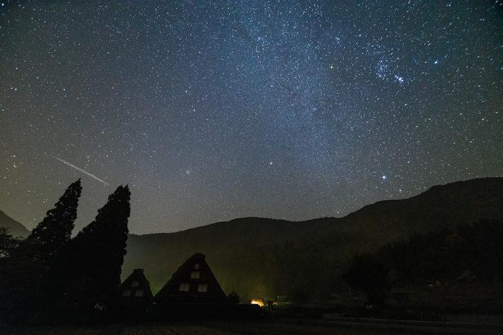 Orionid meteor yağmuru görsel şölen sunacak! Orionid meteor yağmuru ne zaman, Orionid meteor yağmuru saat kaçta?