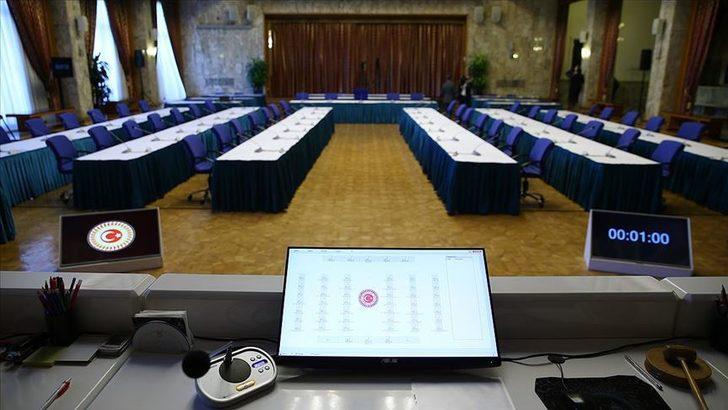 2021 bütçesi TBMM Plan ve Bütçe Komisyonunda