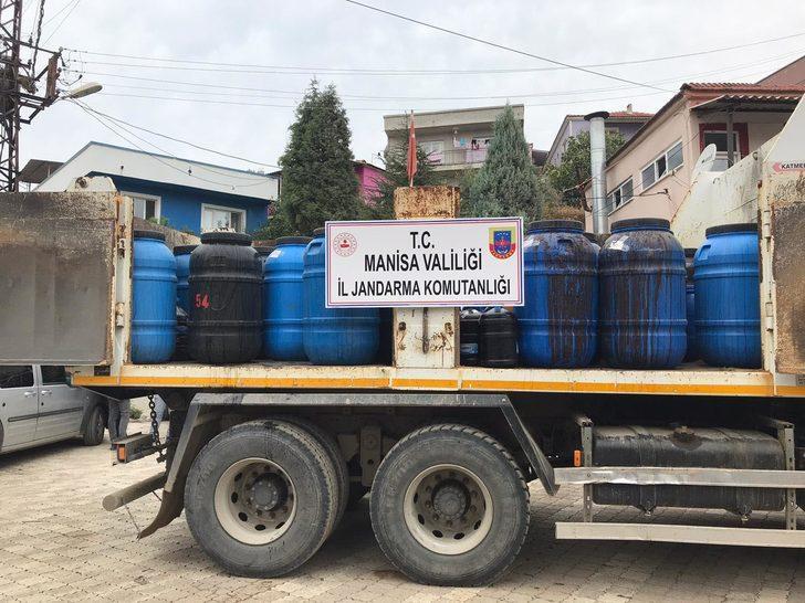 Manisa'da 20 ton 'sahte şarap' ele geçirildi: Çok sayıda gözaltı var