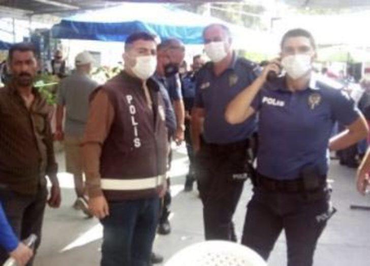 Didim'de seyyar satıcı dehşeti! Zabıta Müdürü bıçaklandı