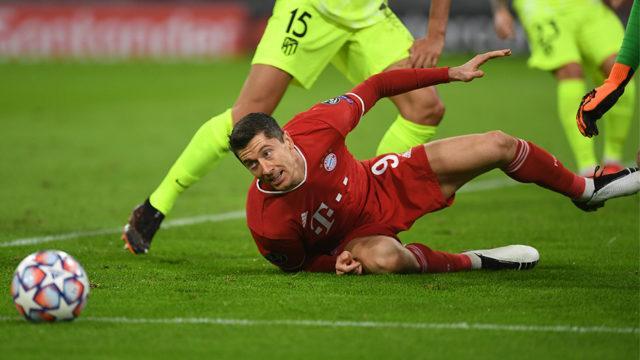 ÖZET | Bayern Münih - Atletico Madrid maç sonucu: 4-0