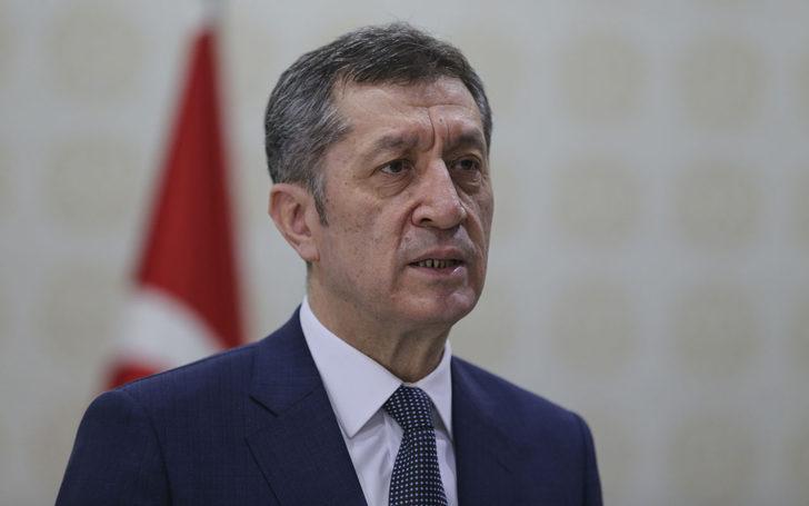 Milli Eğitim Bakanı Ziya Selçuk'tan 'maske' isyanı: Görünce üzülüyorum