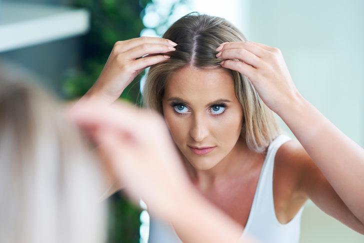 Saç dökülmesinin nedeni nedir? İşte tedavisi