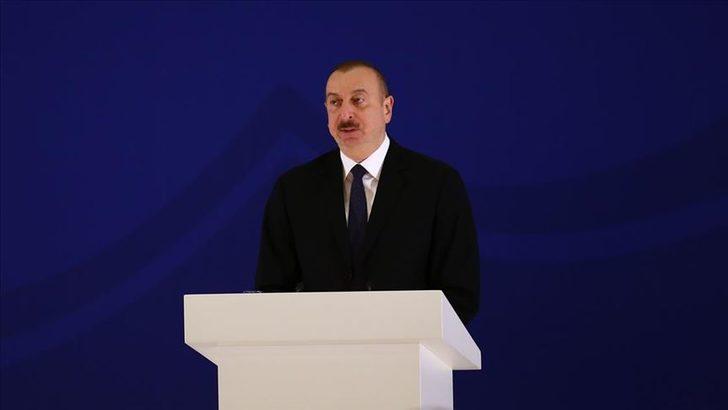 Aliyev: Dağlık Karabağ'da referandum olmayacak