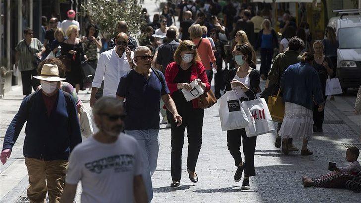 Yunanistan'da 'koronavirüs' kararı: Gece sokağa çıkma yasağı uygulanacak