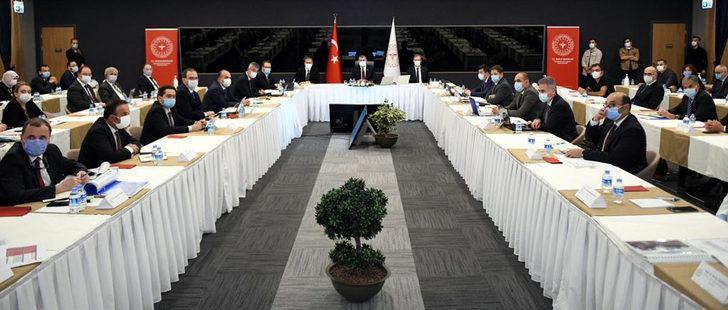 Bakan Koca'dan İstanbul açıklaması: Devam eden artışa karşı alınacak tedbirleri kararlaştırdık