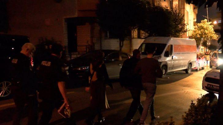 Esenler'de dehşet! Görme engelli kişi eşini bıçakladı