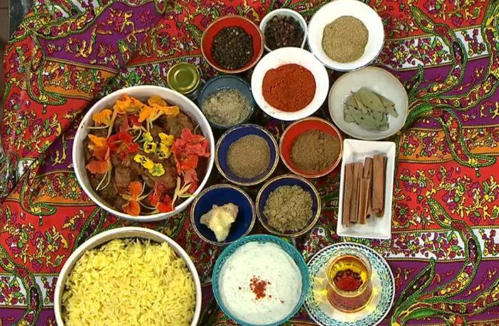 Oğlak Rogan Josh nasıl yapılır? MasterChef Somer Şef'in Hint yemeği Rogan Josh tarifi, malzemeleri