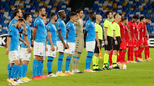ÖZET   Napoli - AZ Alkmaar maç sonucu: 0-1