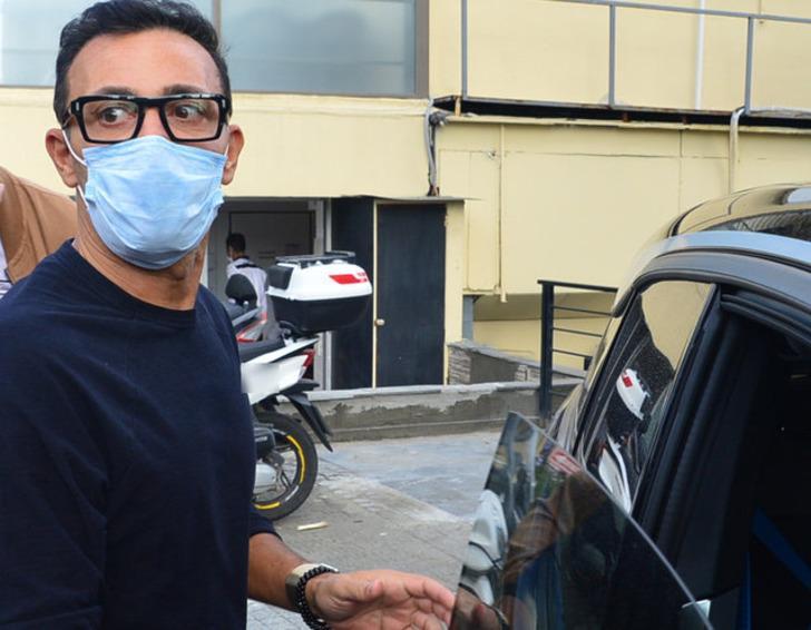 Mustafa Sandal'ın 500 bin TL'lik elektrikli aracı