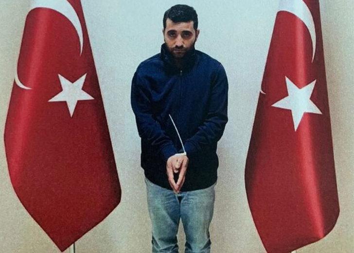 Kayseri'deki terör saldırısının faillerinden PKK'lı Ferhat Tekiner yakalandı