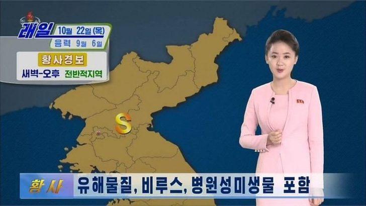 Halka uyarı: Çin'den gelen tozda koronavirüs var, evden çıkmayın