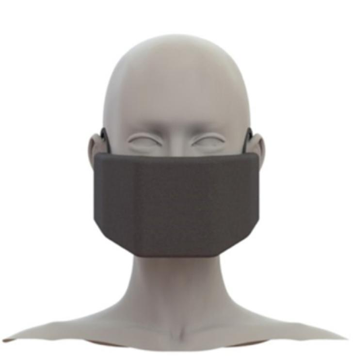 Bilim insanları koronavirüsü yakan maske üretti