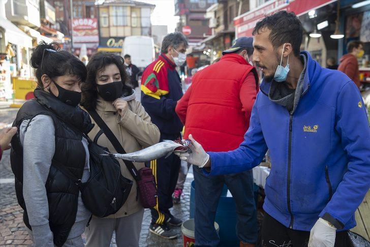 Edirne'ye gelen Bulgar turistlerin tercihi palamut 'yok satıyor'