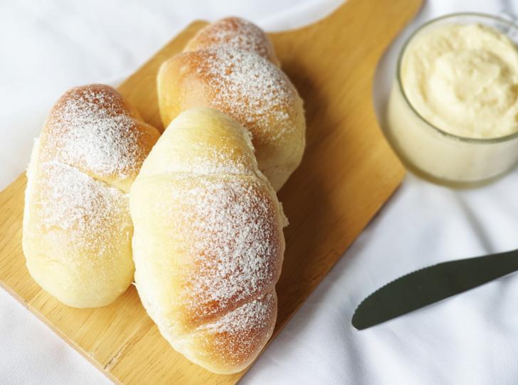 Deneyenler bir daha yapıyor! Sütlü Japon çöreğinin tadına doyum olmuyor