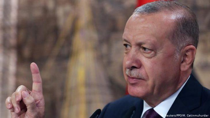 Erdoğan: Sakın Fransız mallarını almayın