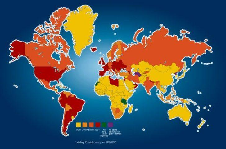 Ülkeler koronavirüsle nasıl mücadele ediyor?