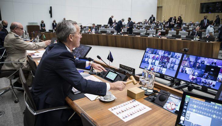 Son dakika! NATO: Türkiye ve Yunanistan gelecek haftaki tatbikatları iptal etti