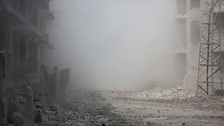Cerablus'ta balistik füzeyle saldırı: 10 yaralı