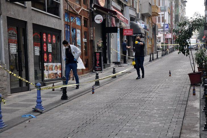 Kadıköy'de silahlı çatışma: 1 yaralı