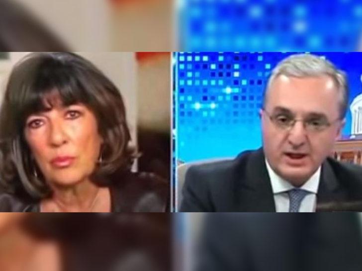 Ermenistan Dışişleri Bakanı'na soğuk duş! Söyleyecek söz bulamadı
