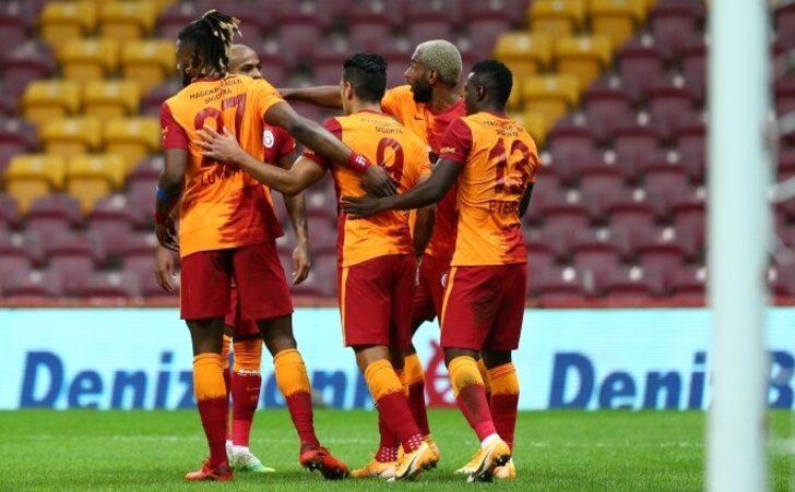 Erzurumspor - Galatasaray maçı ilk 11'leri belli oldu