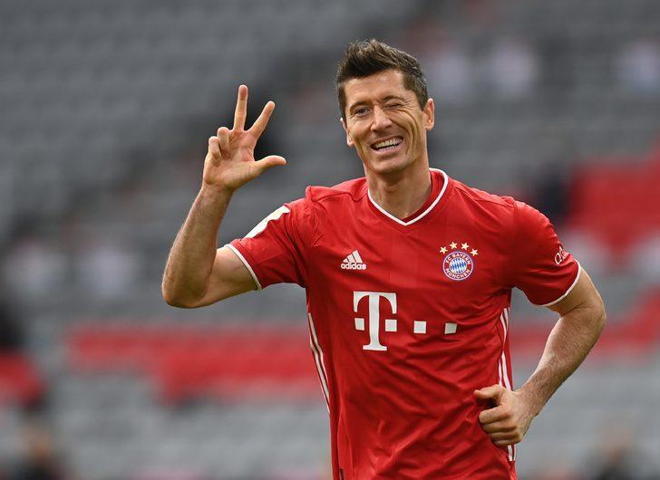 ÖZET | Bayern Münih 5-0 Eintracht Frankfurt