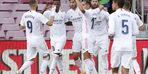 Real Madrid şampiyonluk ipini bırakmadı