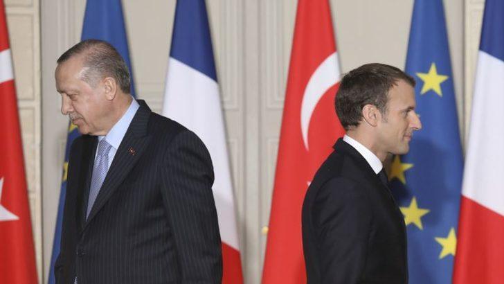Erdoğan'ın Macron Yorumu Sonrası Fransa Büyükelçisini Çağırdı