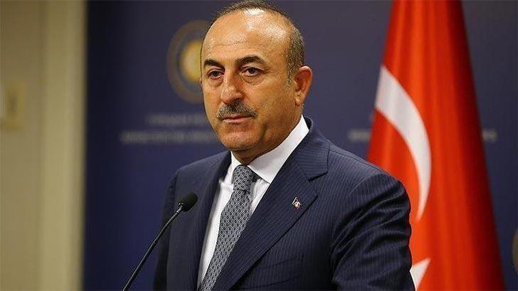Çavuşoğlu, Sırbistan'ın yeni Meclis Başkanı Dacic ile görüştü