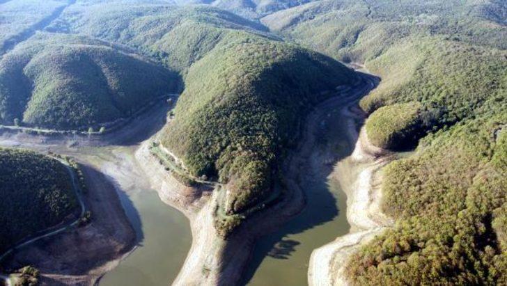 İstanbul için tehlike çanları çalıyor! Pabuçdere ve Kazandere barajları kurudu
