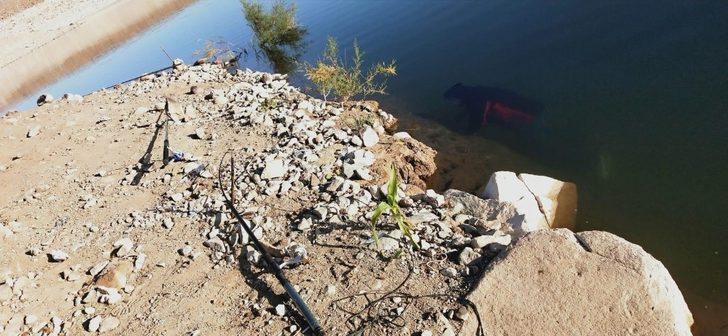 Karova Barajında şüpheli ölüm