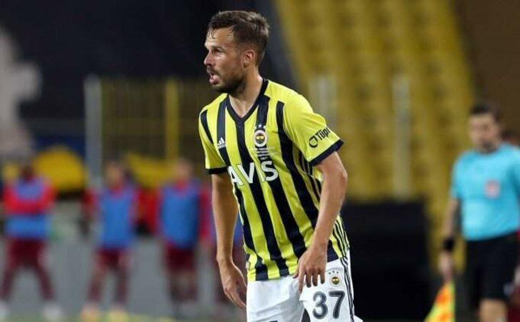 Filip Novak: Sıramı bekliyorum