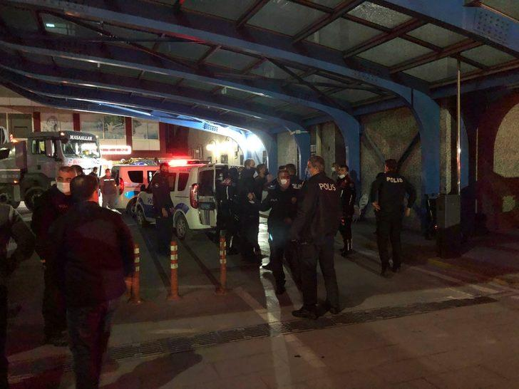 Konya'da gençlerin tartışması kanlı bitti