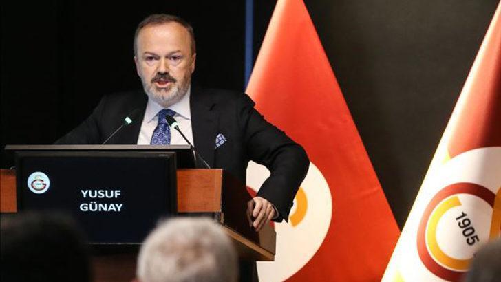 Yusuf Günay: Fatih Terim'in gönderilmesi söz konusu değil