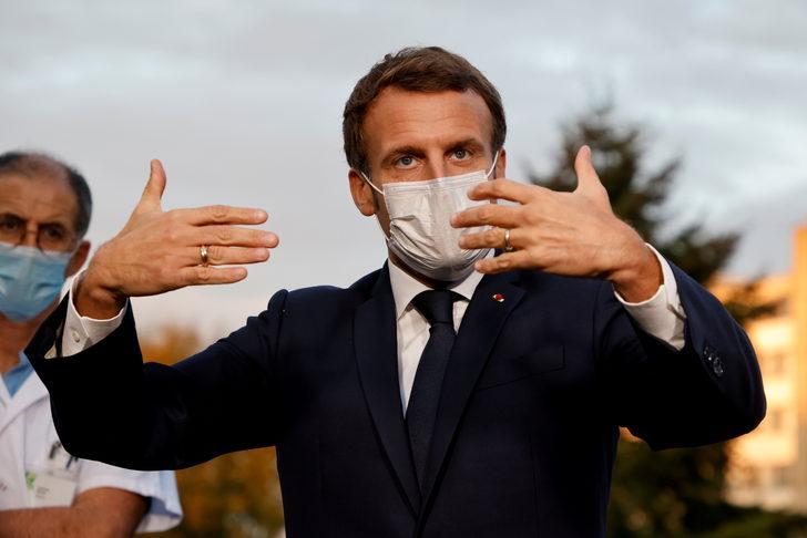 Macron, Arapça paylaşımla meydan okudu!