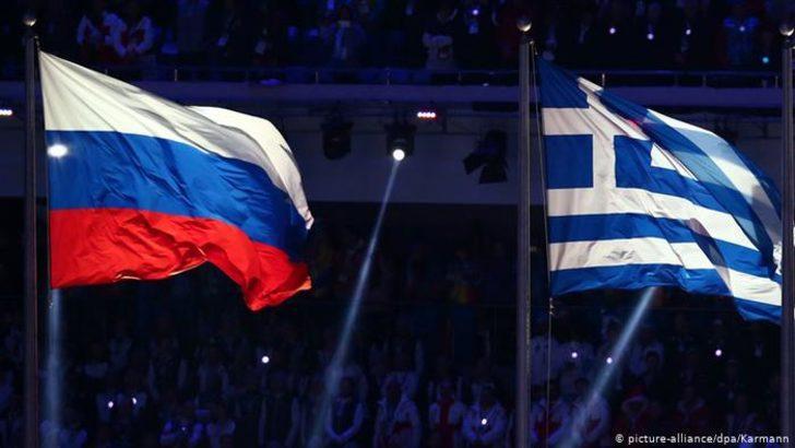 Moskova ile Atina arasındaki buzlar eriyor