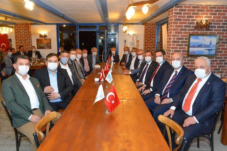 Trakya'daki belediye başkanları Süleymanpaşa'da buluştu