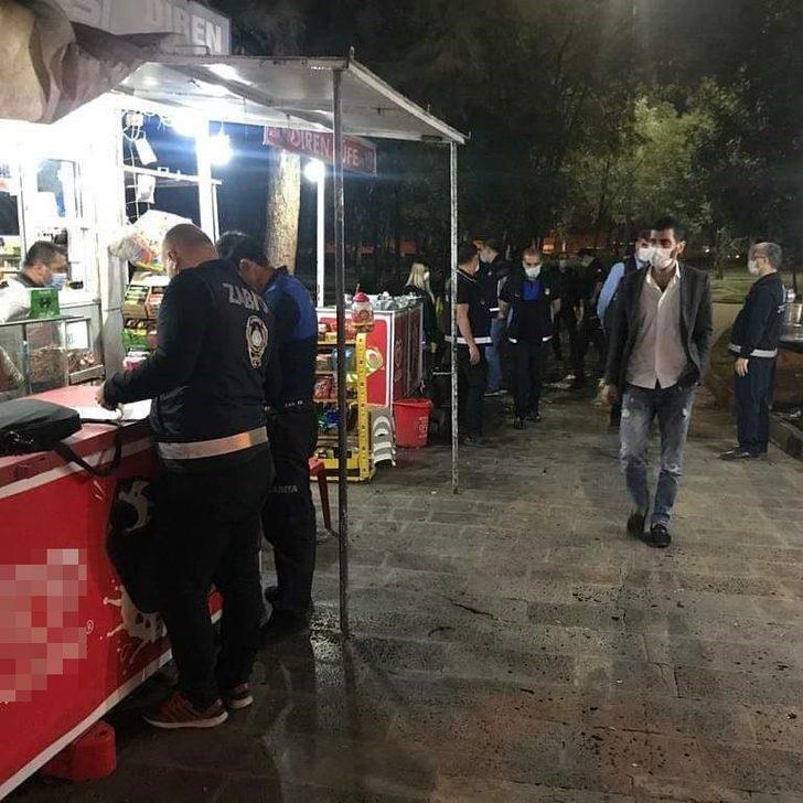 Diyarbakır'da uyuşturucu denetimi
