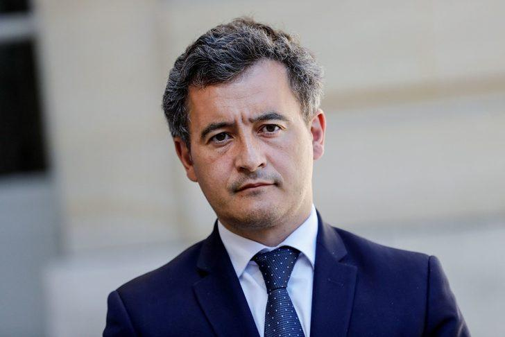 Fransa İçişleri Bakanı: Türkiye'nin, Fransa'nın iç işlerine karışmaması gerekiyor