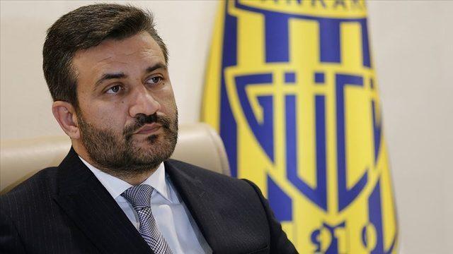 Ankaragücü başkanı Fatih Mert'ten Galatasaray maçı için erteleme açıklaması