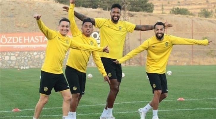 Yeni Malatyaspor, Beşiktaş maçı hazırlıklarına başladı